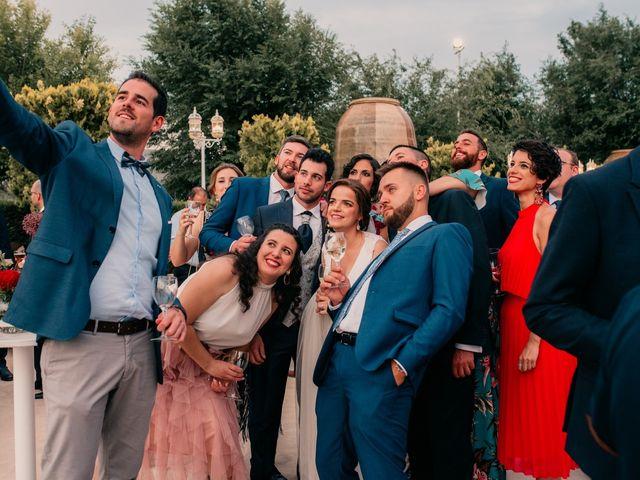 La boda de Miguel y María en Villarrubia De Los Ojos, Ciudad Real 107