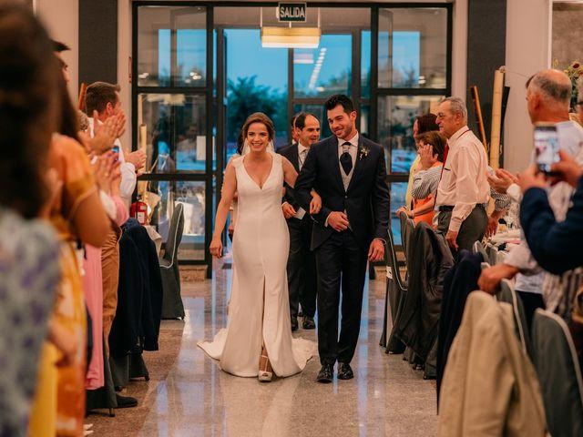 La boda de Miguel y María en Villarrubia De Los Ojos, Ciudad Real 110
