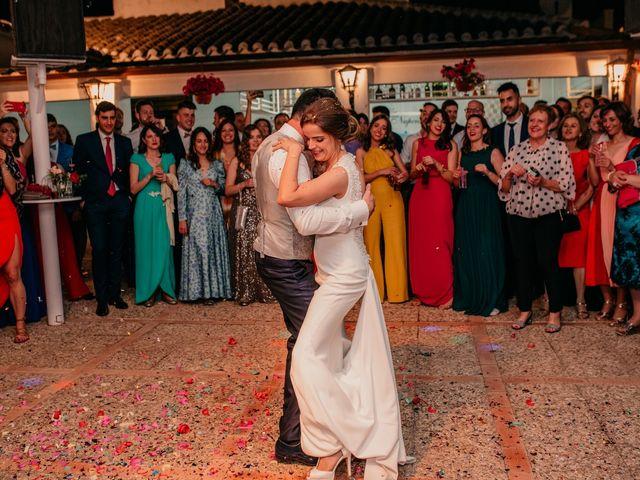 La boda de Miguel y María en Villarrubia De Los Ojos, Ciudad Real 115
