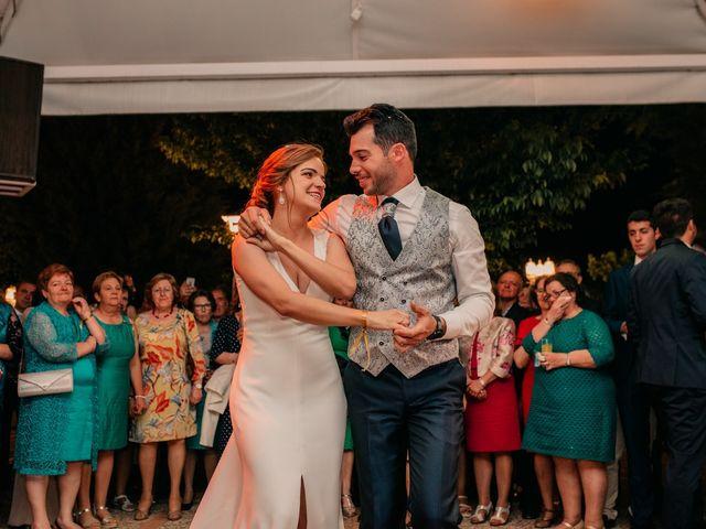 La boda de Miguel y María en Villarrubia De Los Ojos, Ciudad Real 116