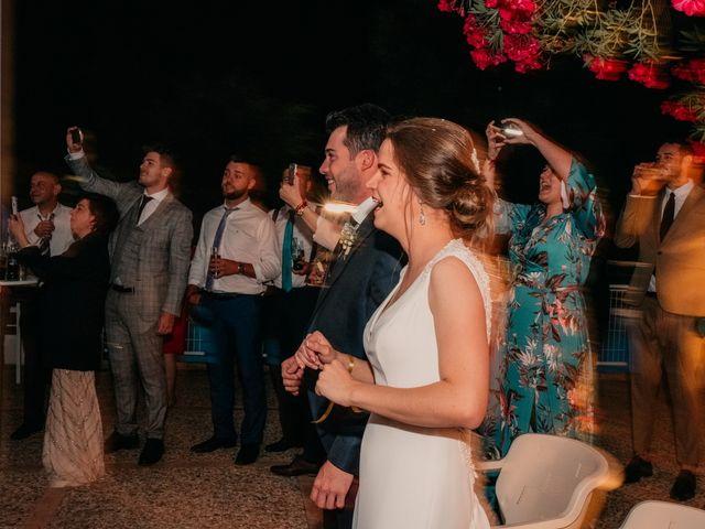 La boda de Miguel y María en Villarrubia De Los Ojos, Ciudad Real 122