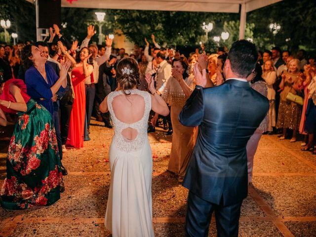 La boda de Miguel y María en Villarrubia De Los Ojos, Ciudad Real 124