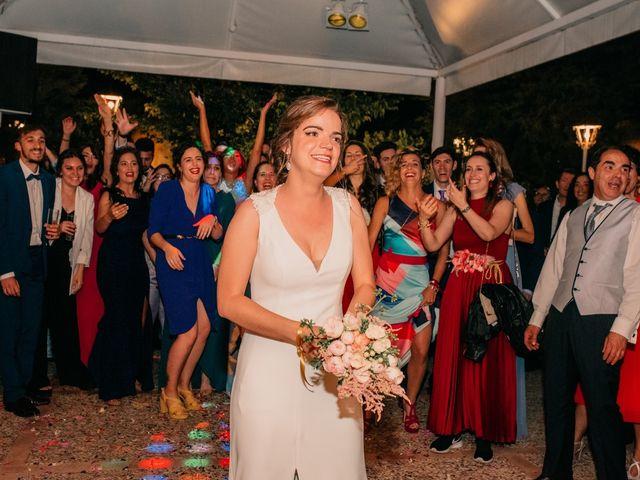 La boda de Miguel y María en Villarrubia De Los Ojos, Ciudad Real 125