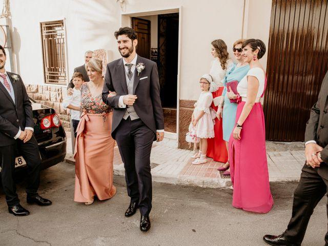 La boda de Miguel y María Dolores en Bailen, Jaén 17