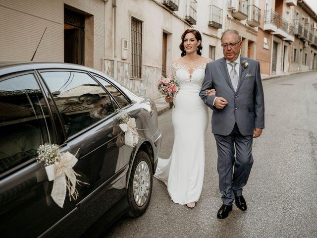 La boda de Miguel y María Dolores en Bailen, Jaén 30