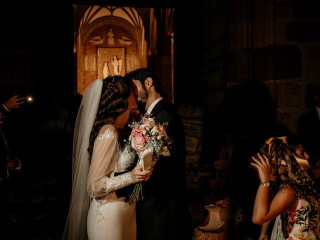 La boda de Miguel y María Dolores en Bailen, Jaén 1