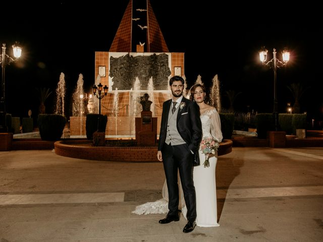 La boda de María Dolores y Miguel