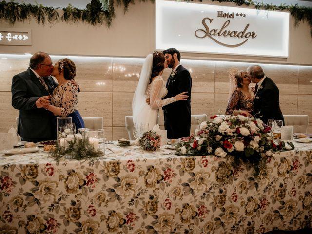 La boda de Miguel y María Dolores en Bailen, Jaén 2