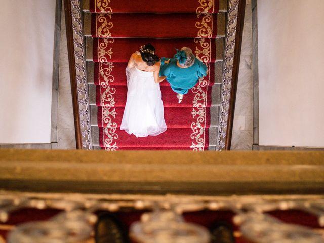 La boda de Airam y Isalupi en Firgas, Las Palmas 9