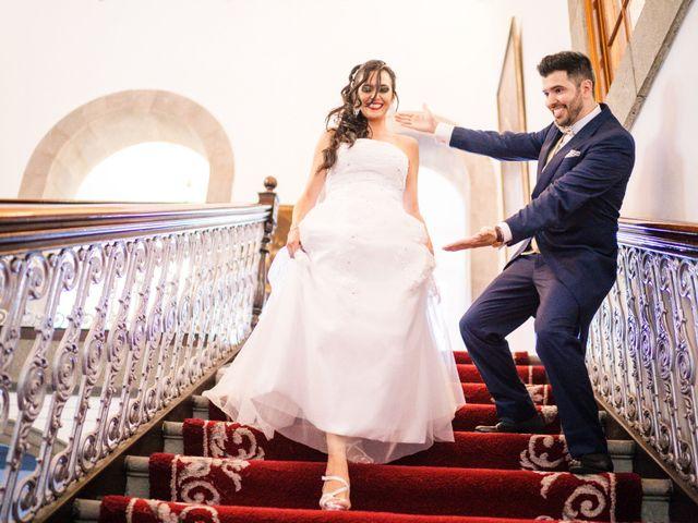 La boda de Airam y Isalupi en Firgas, Las Palmas 10