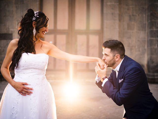 La boda de Airam y Isalupi en Firgas, Las Palmas 12