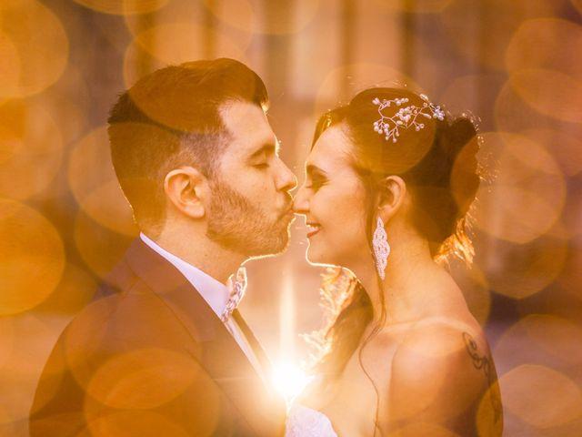 La boda de isalupi y airam