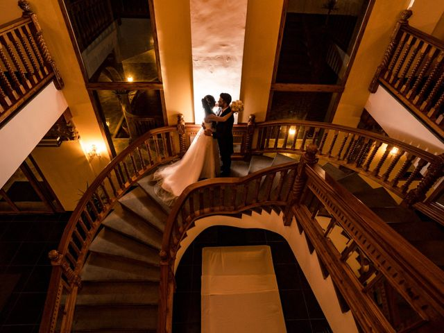 La boda de Airam y Isalupi en Firgas, Las Palmas 16