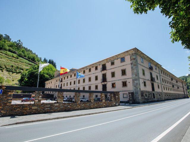 La boda de Jorge y Lara en Corias (Cangas De Narcea), Asturias 1