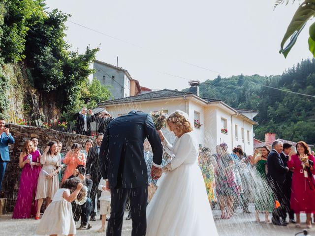 La boda de Jorge y Lara en Corias (Cangas De Narcea), Asturias 33