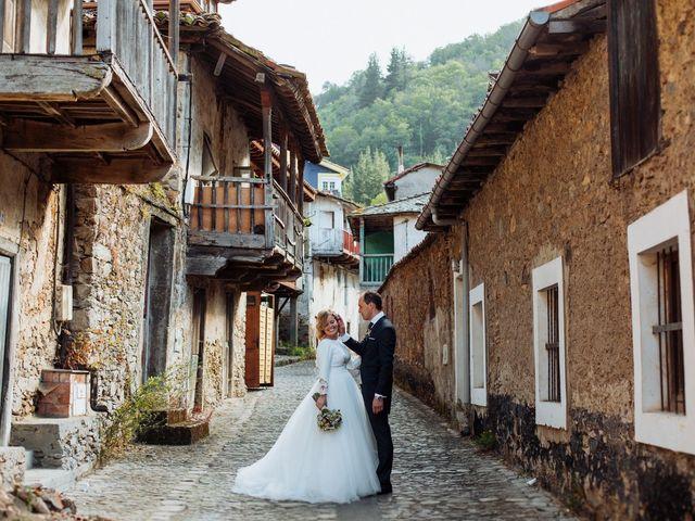 La boda de Jorge y Lara en Corias (Cangas De Narcea), Asturias 35