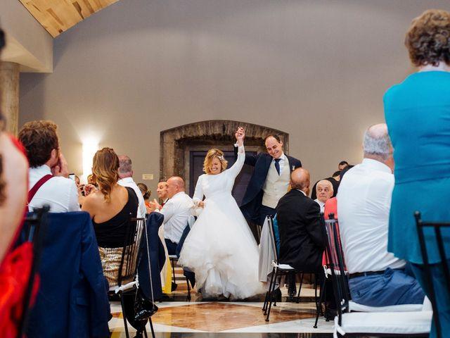 La boda de Jorge y Lara en Corias (Cangas De Narcea), Asturias 48