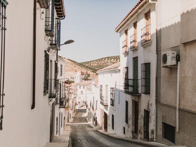 La boda de Fran y Ángela en Alcaudete, Jaén 2