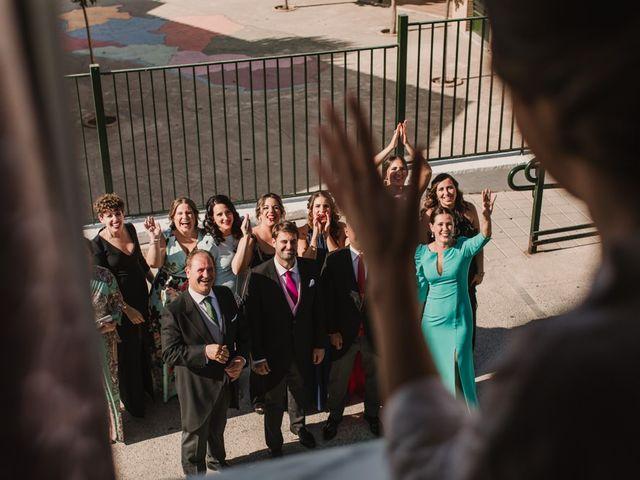 La boda de Fran y Ángela en Alcaudete, Jaén 13