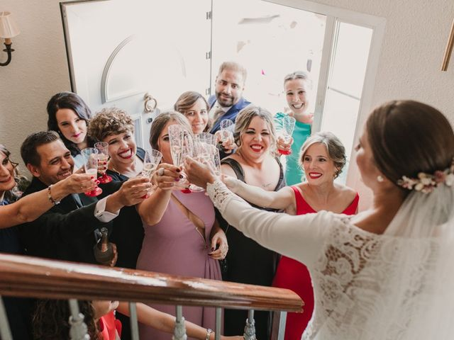 La boda de Fran y Ángela en Alcaudete, Jaén 15