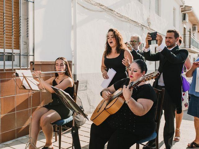 La boda de Fran y Ángela en Alcaudete, Jaén 17