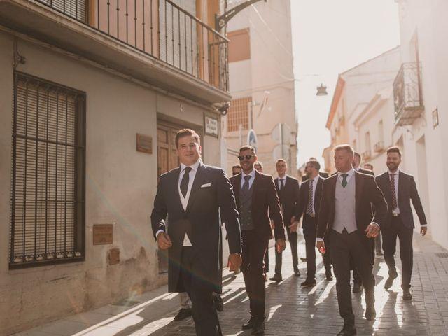 La boda de Fran y Ángela en Alcaudete, Jaén 31