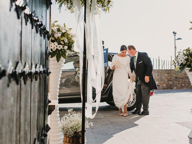 La boda de Fran y Ángela en Alcaudete, Jaén 34