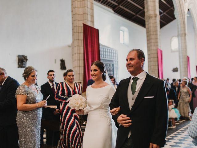 La boda de Fran y Ángela en Alcaudete, Jaén 36