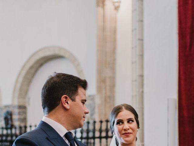 La boda de Fran y Ángela en Alcaudete, Jaén 37