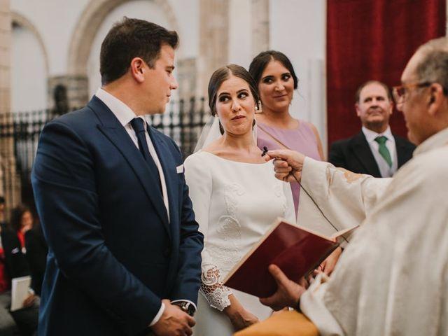 La boda de Fran y Ángela en Alcaudete, Jaén 40