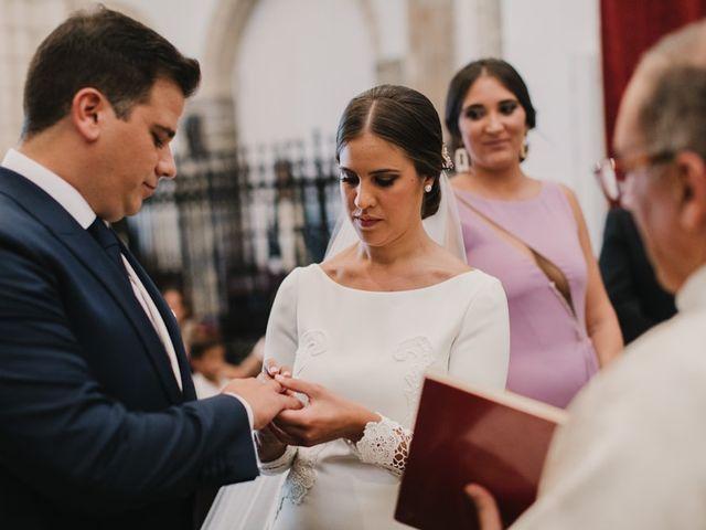La boda de Fran y Ángela en Alcaudete, Jaén 45