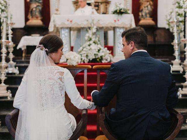 La boda de Fran y Ángela en Alcaudete, Jaén 47