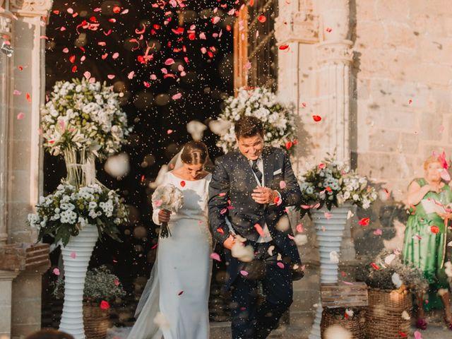 La boda de Fran y Ángela en Alcaudete, Jaén 51