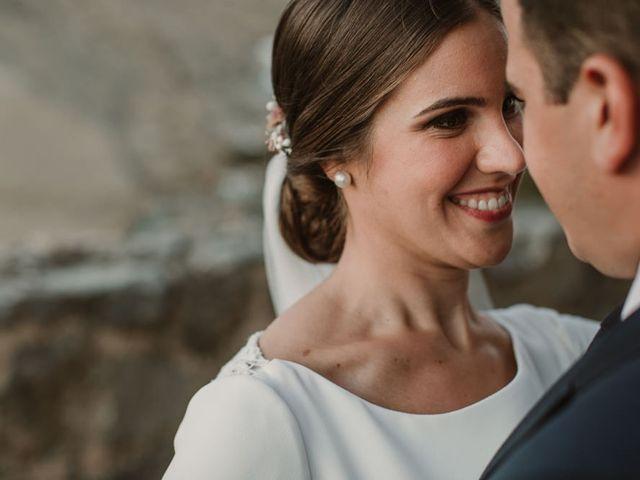 La boda de Fran y Ángela en Alcaudete, Jaén 60