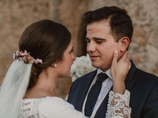 La boda de Fran y Ángela en Alcaudete, Jaén 61