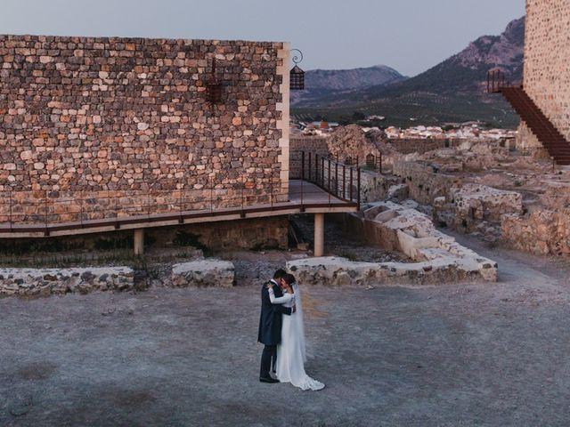 La boda de Fran y Ángela en Alcaudete, Jaén 69