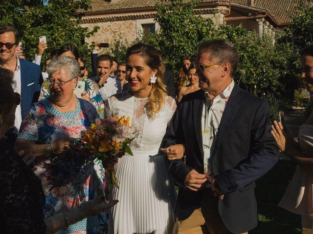 La boda de Jaime y Maria en Hoyuelos, Segovia 28