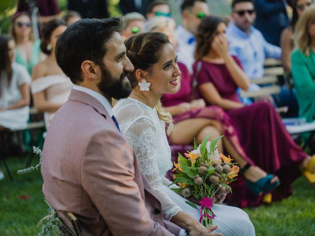 La boda de Jaime y Maria en Hoyuelos, Segovia 33