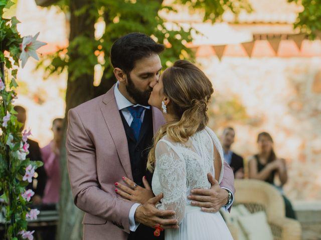 La boda de Jaime y Maria en Hoyuelos, Segovia 35