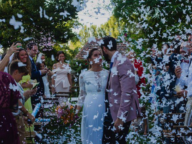 La boda de Jaime y Maria en Hoyuelos, Segovia 37