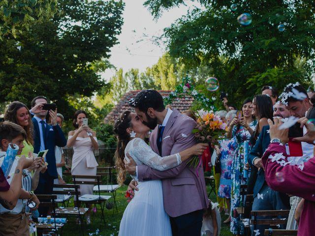 La boda de Jaime y Maria en Hoyuelos, Segovia 38