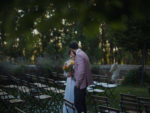 La boda de Jaime y Maria en Hoyuelos, Segovia 41