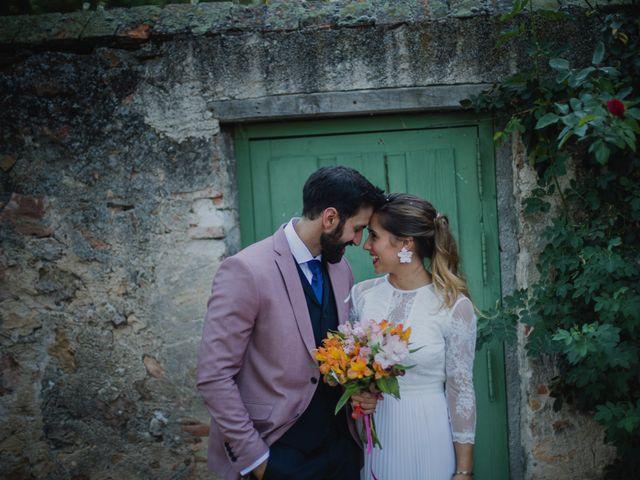 La boda de Jaime y Maria en Hoyuelos, Segovia 42