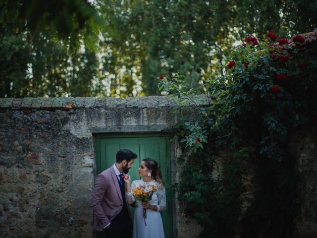 La boda de Jaime y Maria en Hoyuelos, Segovia 43