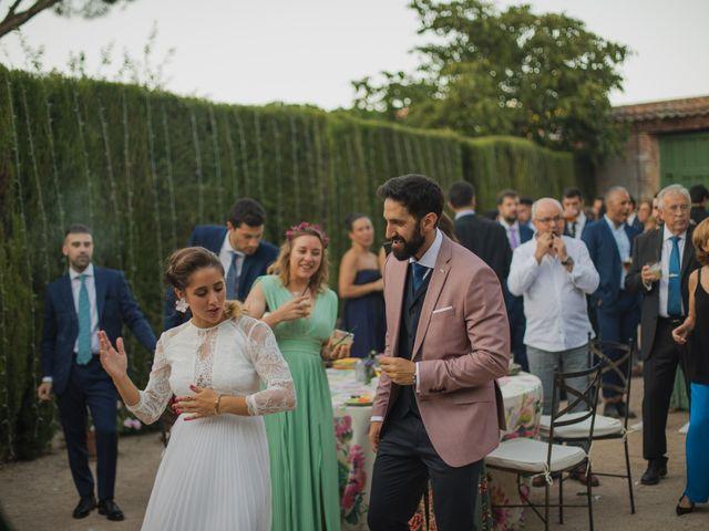 La boda de Jaime y Maria en Hoyuelos, Segovia 47