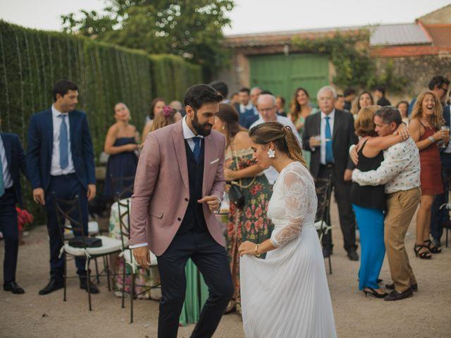 La boda de Jaime y Maria en Hoyuelos, Segovia 50