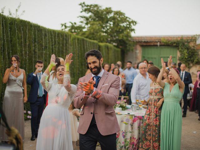 La boda de Jaime y Maria en Hoyuelos, Segovia 52