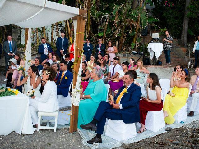 La boda de Flor y Cristina en Benalmadena Costa, Málaga 2