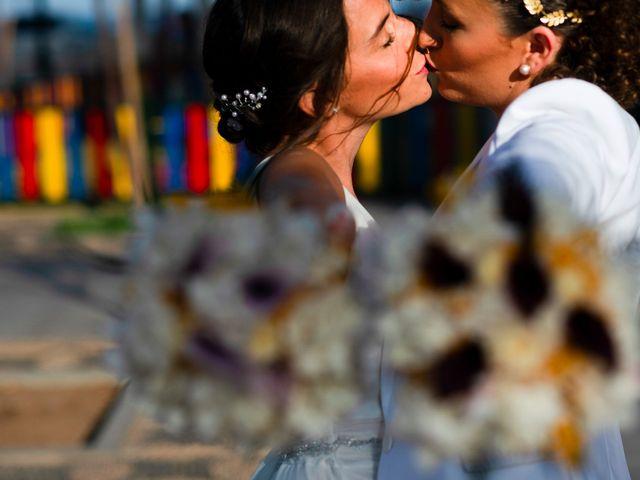 La boda de Flor y Cristina en Benalmadena Costa, Málaga 4