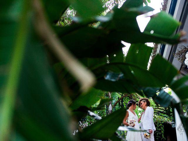 La boda de Flor y Cristina en Benalmadena Costa, Málaga 5